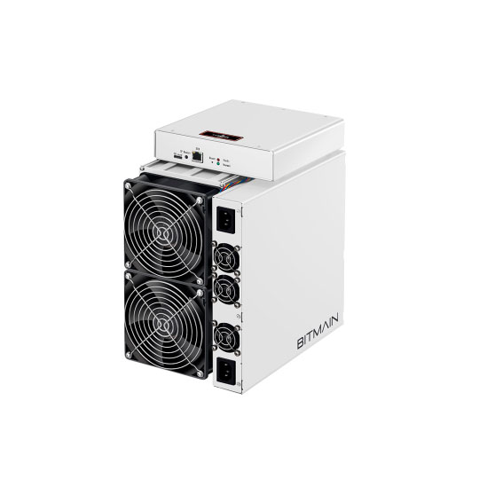 Antminer S17 Pro (50 TH/s, Turbo режим)